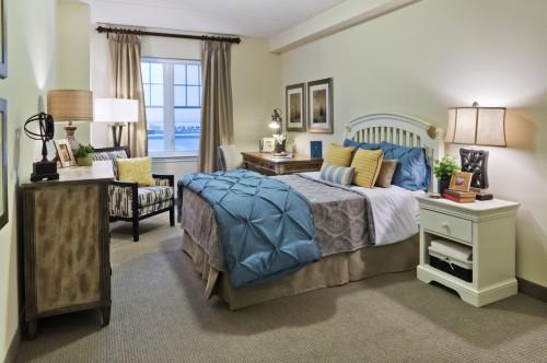 Typical Suite Bedroom