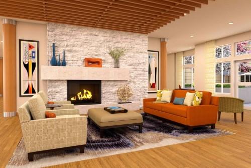 Lounge Rendering